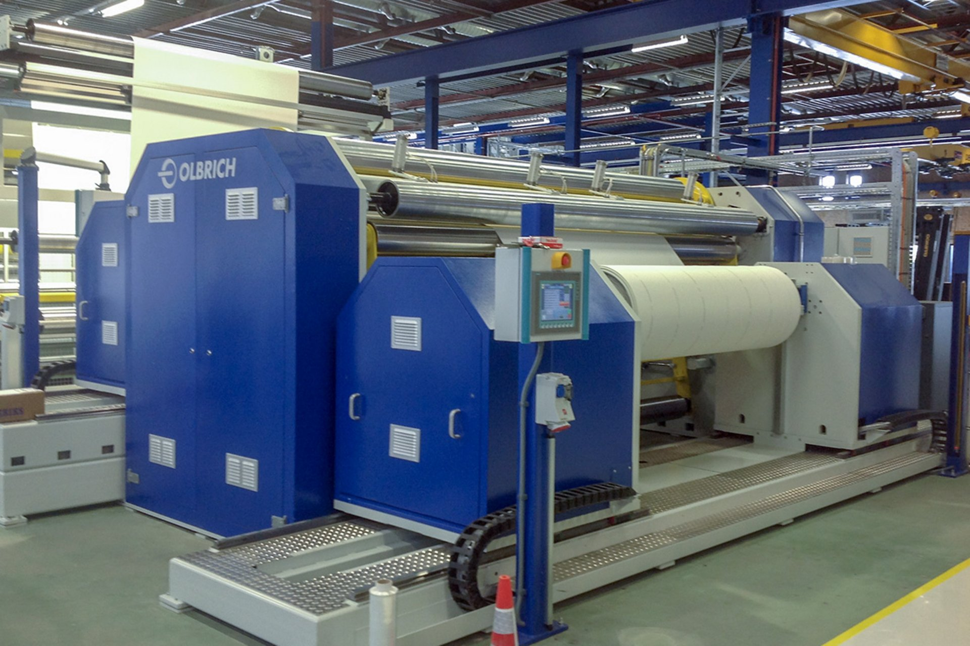 Technical textiles industry - Olbrich